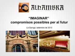 Presentació Més_Alhambra
