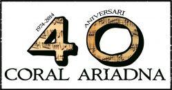 Coral Ariadna_40_anys_logo