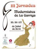 Jornades Modernistes_CARTELL_2014