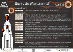 Festa Barri_Montserrat_2015