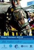 Tres tombs_2015_cartell