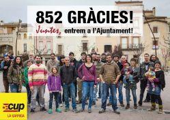 CUP 852_gracies