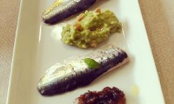 Sardines confitades