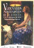 Jornades Modernistes_2016_Cartell