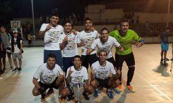 Campus Bar_Ametlla_guanyador_lliga_estiu_futsal_2017