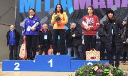Sílvia Segura, de La Garriga, guanyadora de la prova de 10 km
