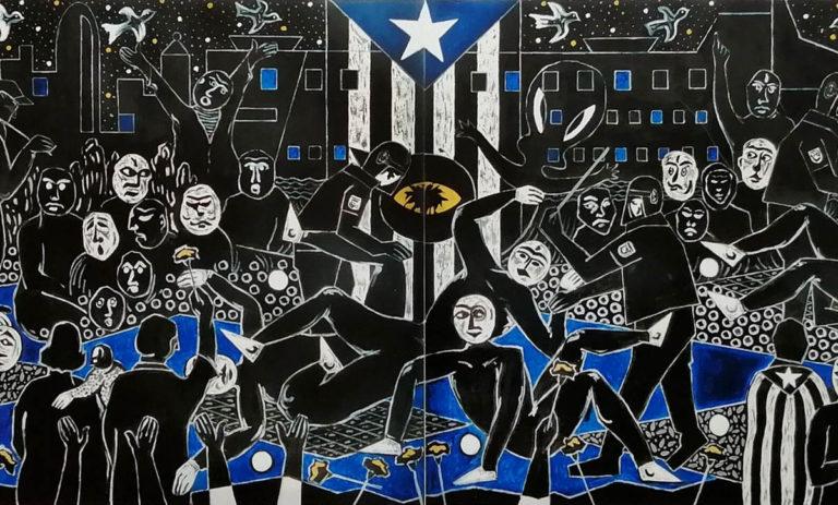 """Exposició """"1 d'octubre de 2017"""", a la Fundació Maurí"""