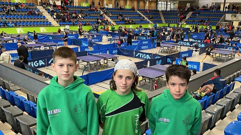 Bona participació garriguenca al torneig Nacional a Boadilla