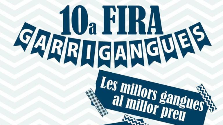 La Fira Garrigangues fa 10 anys aquest diumenge