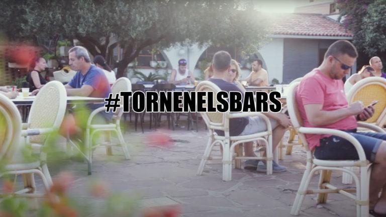 'Tornen Els Bars', la campanya de Projecte Mexcla't per donar suport a la restauració