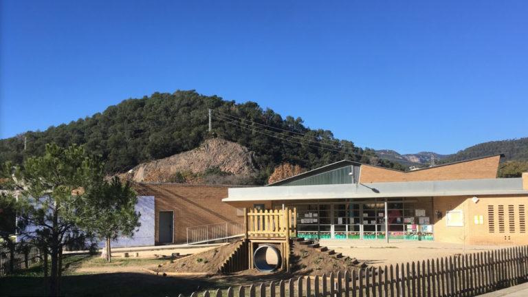 Comunicat de l'Ajuntament en relació a l'escola Els Pinetons