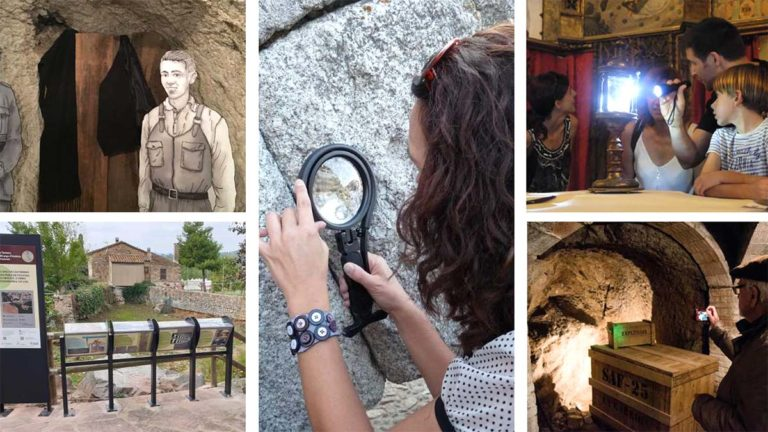 Presentació d'una obra pionera en Interpretació del Patrimoni, a la Garriga