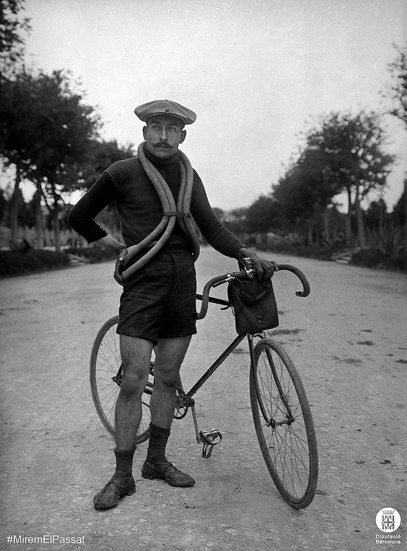 Una mica d'història sobre el garriguenc pioner del ciclisme a Catalunya, Joan Martí Viñolas