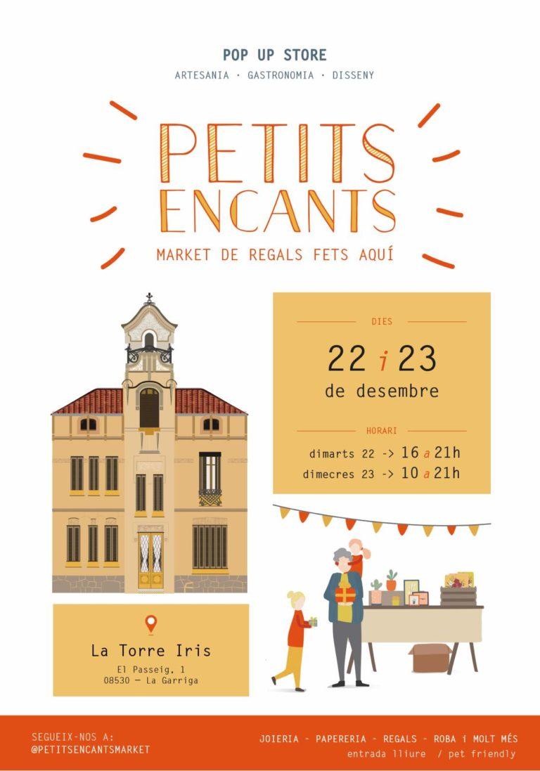 Arriba Petits Encants, el mercat nadalenc del Vallès Oriental
