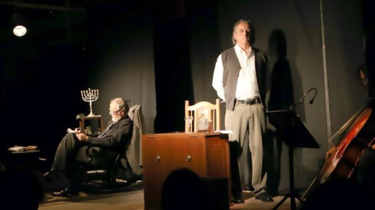 Teatre antifeixista pels 90 anys d'ERC