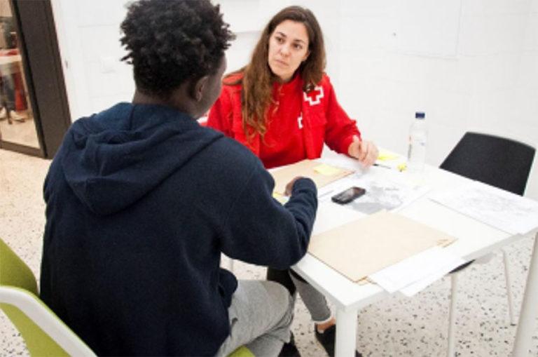 La Creu Roja ha atès 255 persones al centre d'acollida de la Garriga en el primer semestre de 2021